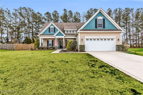 Photo of 223 Maidstone Drive, Richlands, NC 28574 (MLS # 100204625)