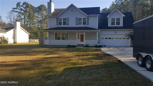 Photo of 854 Jim Blake Road, Jacksonville, NC 28540 (MLS # 100251625)