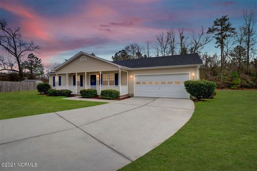 Photo of 105 Jacob Court, Jacksonville, NC 28540 (MLS # 100257625)