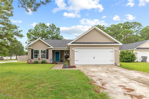 Photo of 106 Jasmine Lane, Jacksonville, NC 28546 (MLS # 100233626)