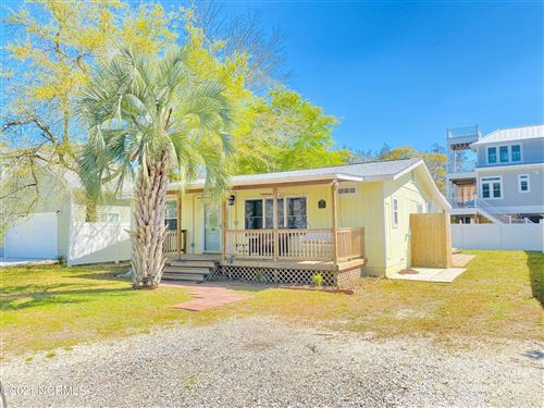 Photo of 1005 Elizabeth Drive, Oak Island, NC 28465 (MLS # 100259626)