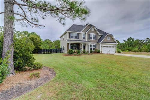Photo of 155 Snow Goose Lane, Sneads Ferry, NC 28460 (MLS # 100187629)
