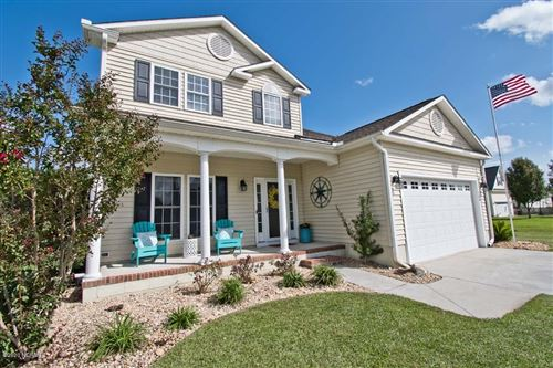 Photo of 706 Captains Point, Beaufort, NC 28516 (MLS # 100237629)