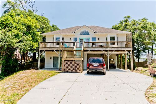Photo of 7315 Archers Creek Drive, Emerald Isle, NC 28594 (MLS # 100204631)