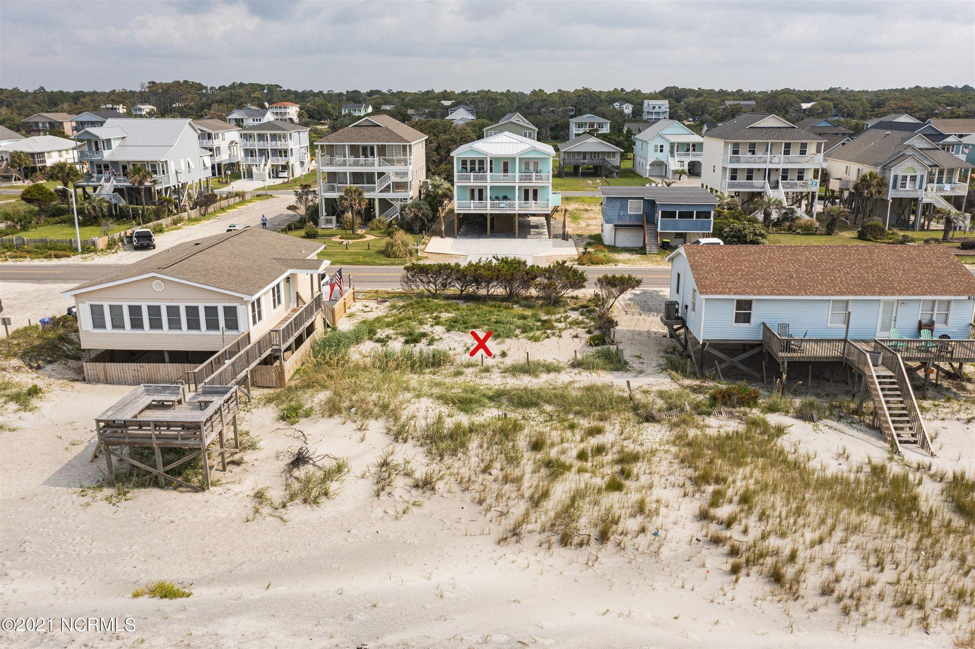 Photo for 3503 E Beach Drive, Oak Island, NC 28465 (MLS # 100282631)