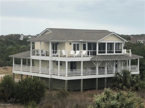 Photo of 10 Snowy Egret Trail, Bald Head Island, NC 28461 (MLS # 100228632)