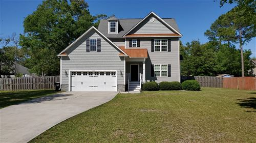 Photo of 1512 Chadwick Shores Drive, Sneads Ferry, NC 28460 (MLS # 100215633)