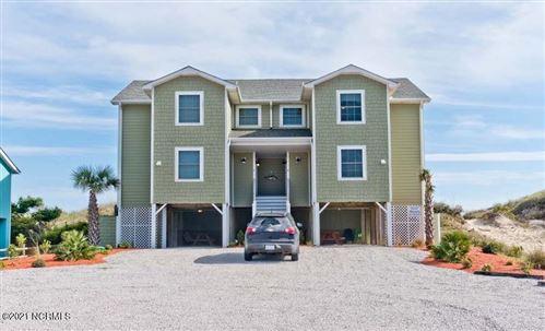 Photo of 5413 Ocean Drive #E & W, Emerald Isle, NC 28594 (MLS # 100271633)