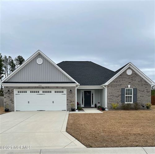 Photo of 202 Wood House Drive, Jacksonville, NC 28546 (MLS # 100258634)