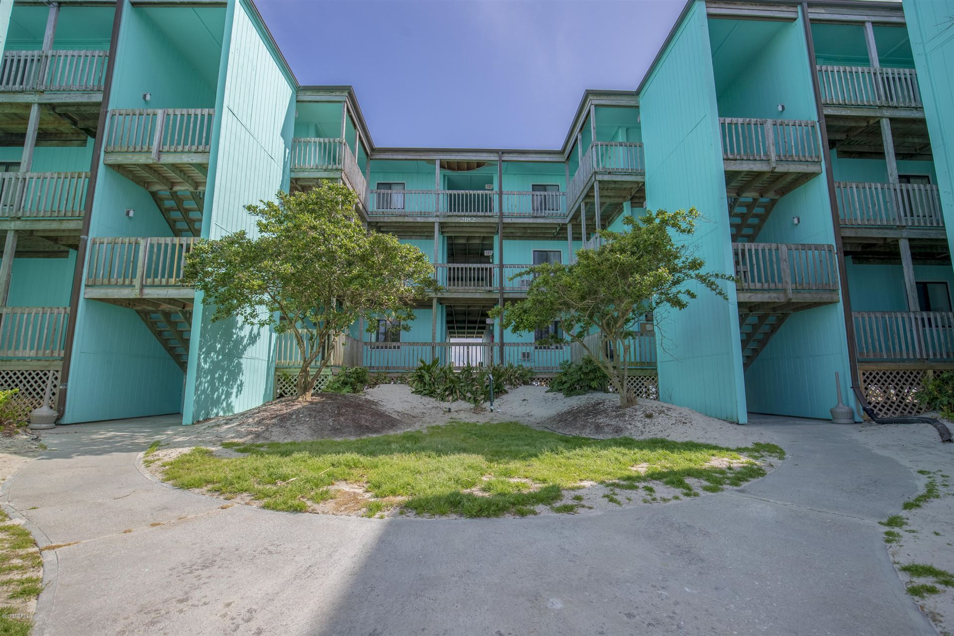 2182 New River Inlet Road UNIT 379, North Topsail Beach, NC 28460 - MLS#: 100198634