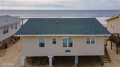 Photo of 119 E Beach Drive, Oak Island, NC 28465 (MLS # 100257635)