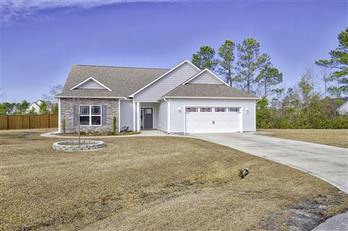 Photo of 602 Great Harbor Court, Sneads Ferry, NC 28460 (MLS # 100201636)
