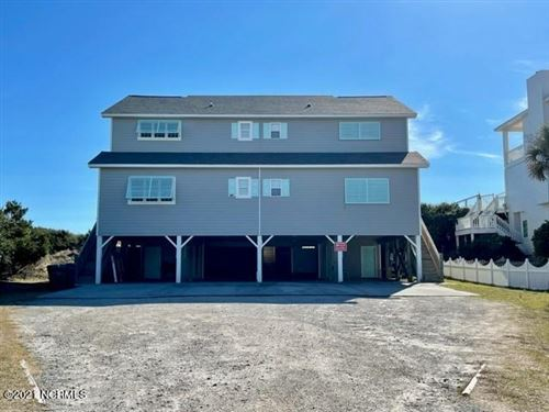 Photo of 5417 Ocean Drive #West, Emerald Isle, NC 28594 (MLS # 100253636)