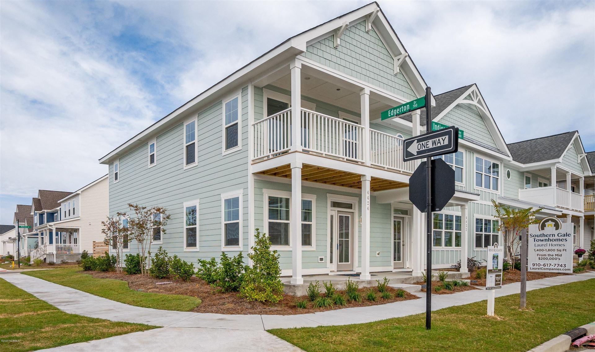 Photo of 923 Wharton Avenue #Lot 463, Wilmington, NC 28412 (MLS # 100264636)