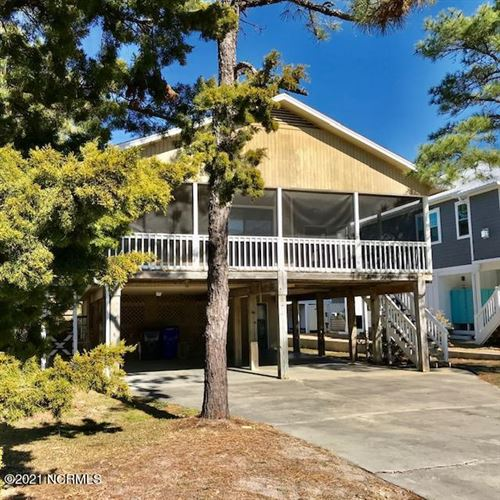 Photo of 410 Seafarer Drive, Carolina Beach, NC 28428 (MLS # 100253637)