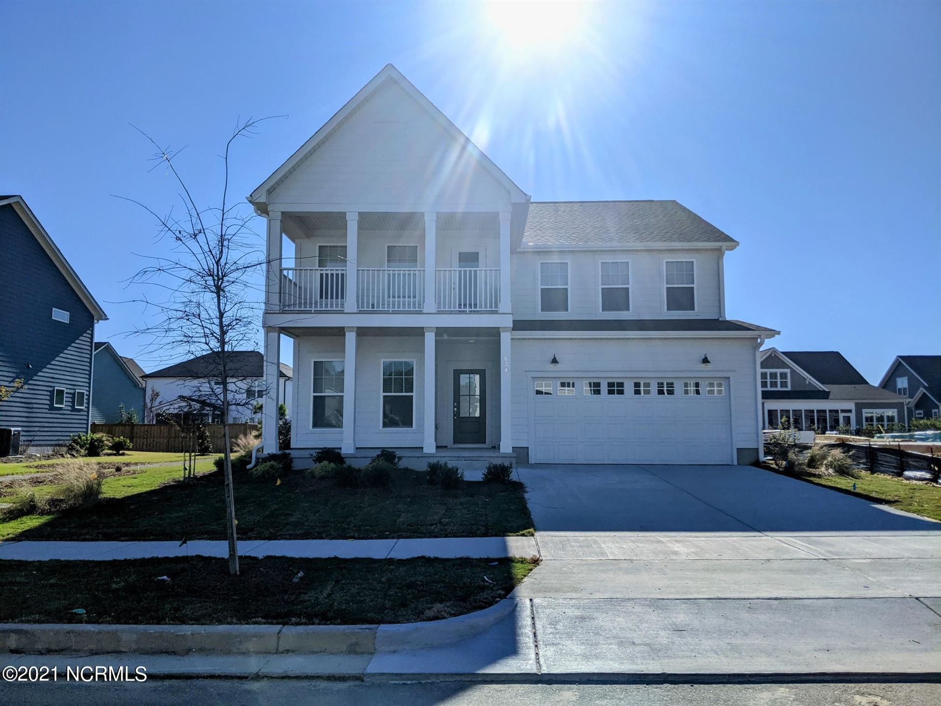 Photo of 634 Edgerton Drive, Wilmington, NC 28412 (MLS # 100270637)