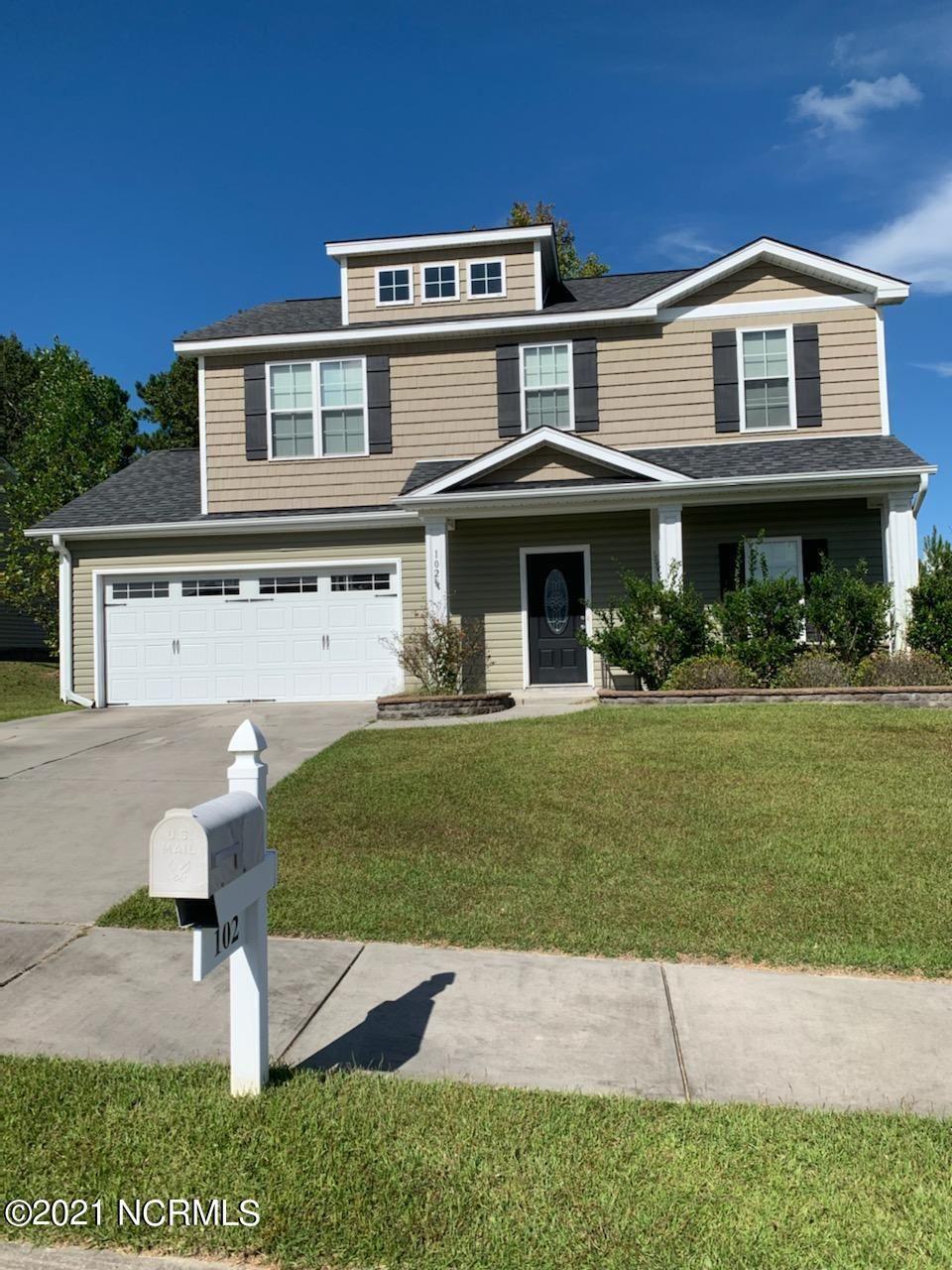 Photo of 102 Tupelo Court, Jacksonville, NC 28546 (MLS # 100293637)