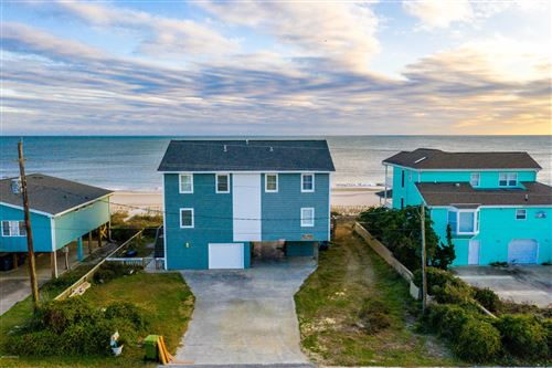 Photo of 1811 Ocean Drive #West, Emerald Isle, NC 28594 (MLS # 100200638)