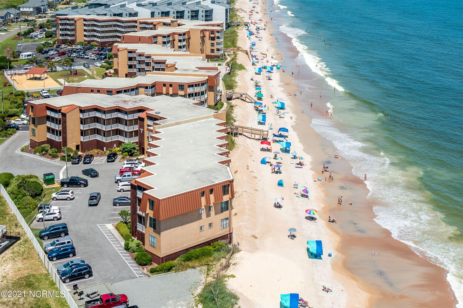 Photo of 1822 New River Inlet Road #Unit 1301, North Topsail Beach, NC 28460 (MLS # 100288638)