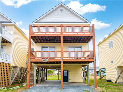 Photo of 2257 New River Inlet Road, North Topsail Beach, NC 28460 (MLS # 100259640)