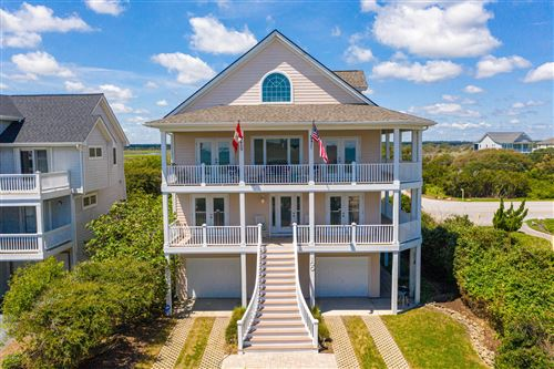 Photo of 100 S Permuda Wynd, North Topsail Beach, NC 28460 (MLS # 100232641)
