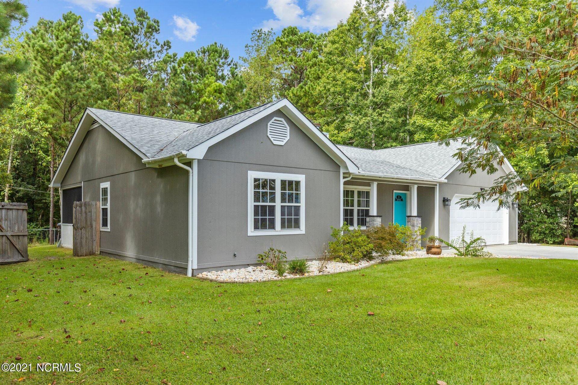 Photo of 208 Glenwood Drive, Hubert, NC 28539 (MLS # 100285641)