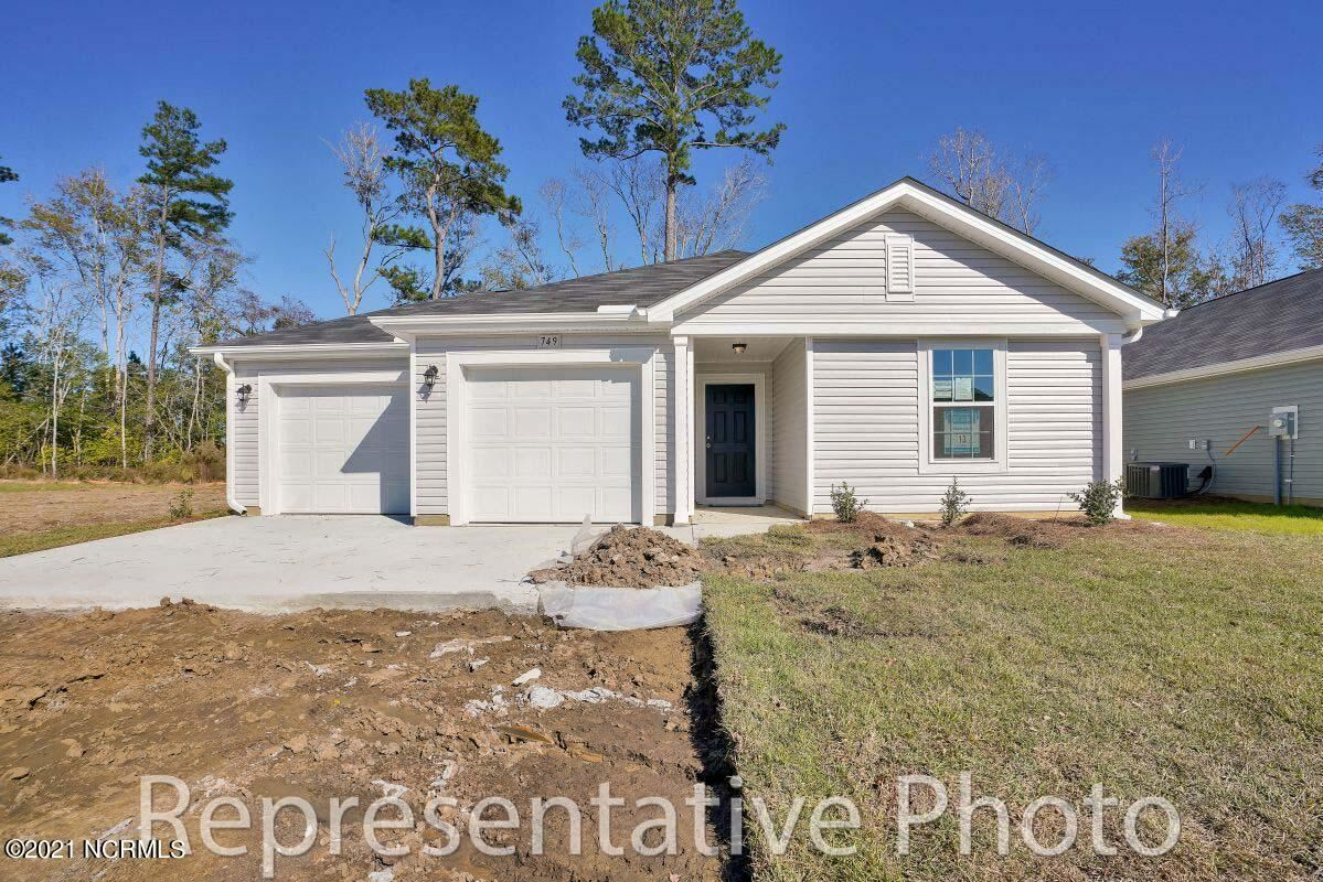 Photo for 206 New Home Place #Lot 4, Holly Ridge, NC 28445 (MLS # 100269643)