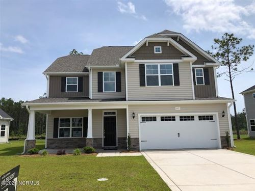 Photo of 615 High Tide Drive, Sneads Ferry, NC 28460 (MLS # 100196644)