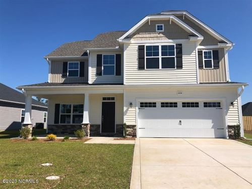 Photo of 604 High Tide Drive, Sneads Ferry, NC 28460 (MLS # 100196646)