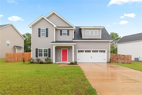 Photo of 518 Everett Glades, Sneads Ferry, NC 28460 (MLS # 100237649)