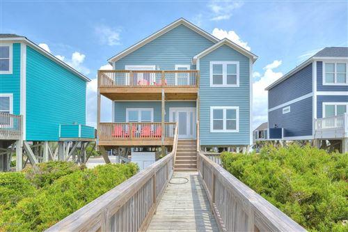 Photo of 2209 E Beach Drive, Oak Island, NC 28465 (MLS # 100218650)
