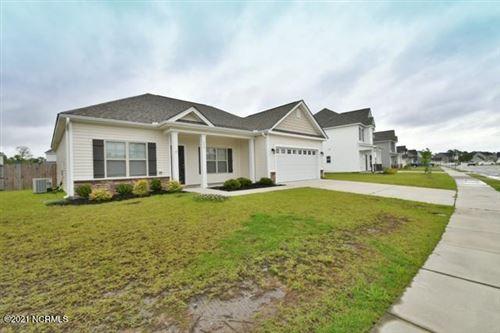 Photo of 600 Ashley Meadow Lane, Jacksonville, NC 28546 (MLS # 100282650)