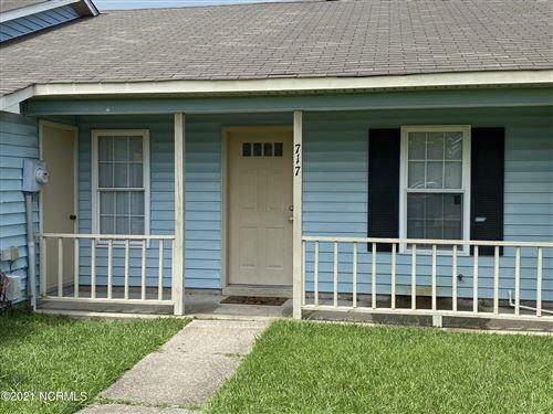 Photo of 717 Pinewood Drive, Jacksonville, NC 28546 (MLS # 100283651)