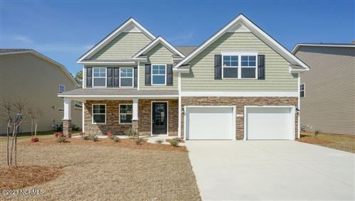 Photo of 8319 Breakers Trace Court #Lot 36- Forrester G, Sunset Beach, NC 28468 (MLS # 100289652)
