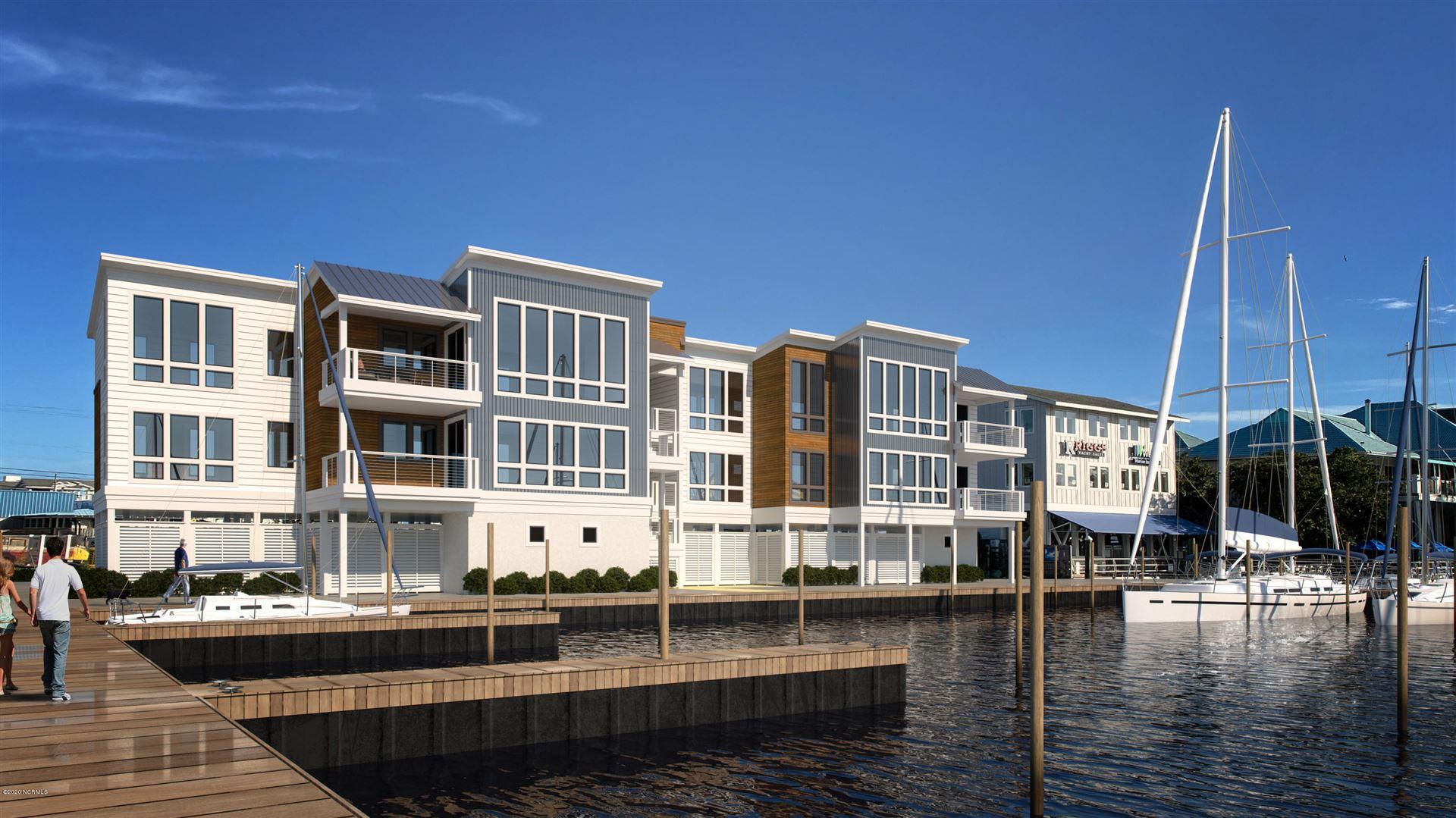 Photo of 2 Marina Street #A, Wrightsville Beach, NC 28480 (MLS # 100217652)