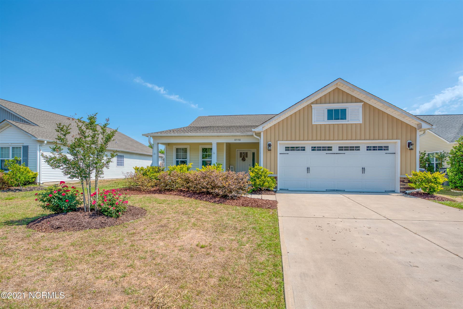 Photo for 8558 Primm Forest Drive NE, Leland, NC 28451 (MLS # 100273653)