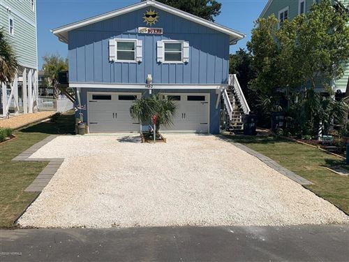 Photo of 150 Marlin Drive, Holden Beach, NC 28462 (MLS # 100228654)