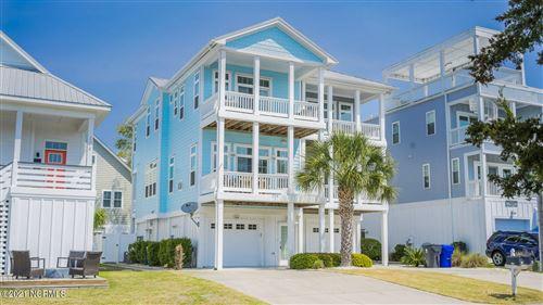 Photo of 204 Texas Avenue #Unit 1, Carolina Beach, NC 28428 (MLS # 100264654)