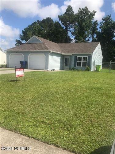 Photo of 128 Jerrett Lane, Havelock, NC 28532 (MLS # 100281654)