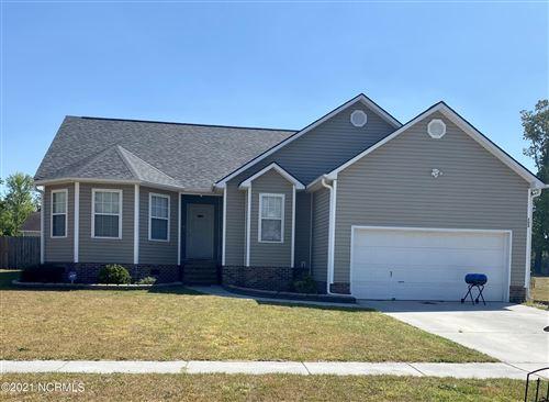 Photo of 103 Sagefield Dr Drive, Jacksonville, NC 28540 (MLS # 100268655)