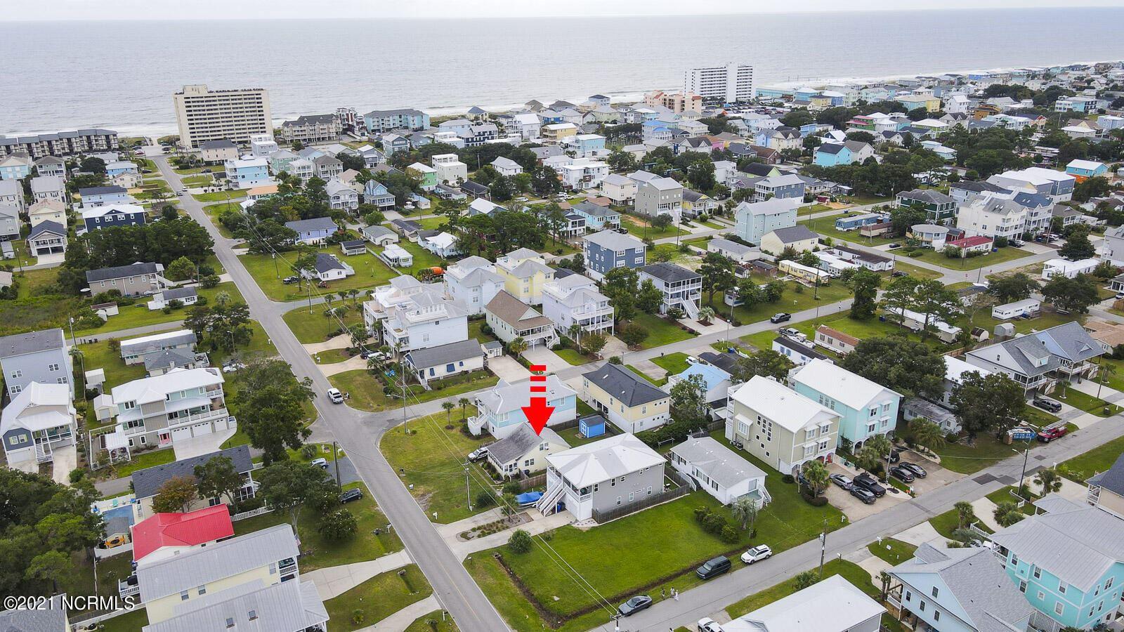 Photo of 603 Ocean Boulevard, Carolina Beach, NC 28428 (MLS # 100290655)