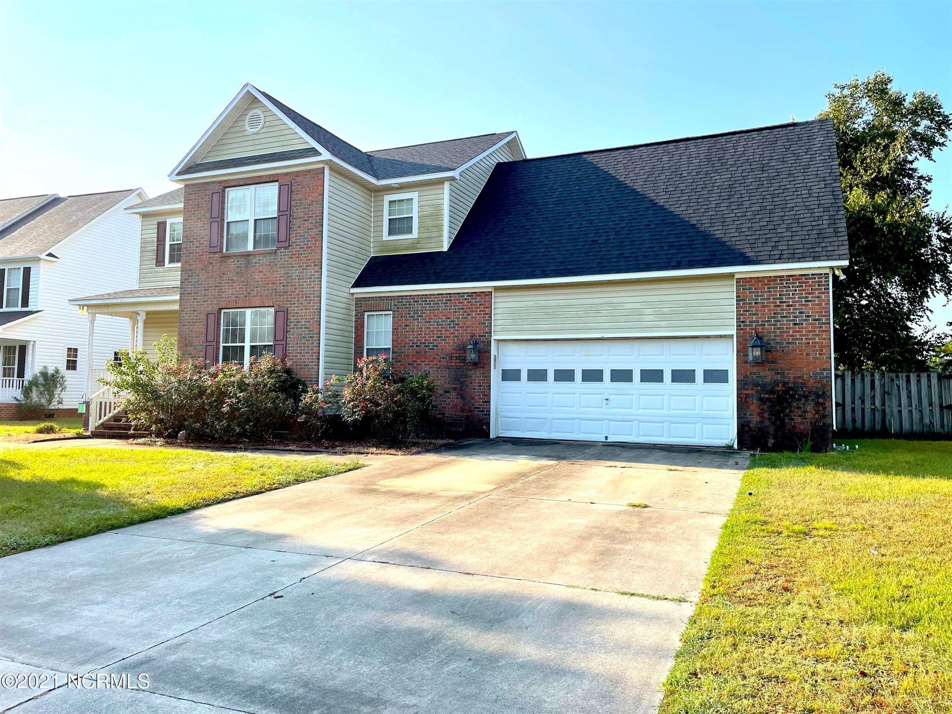 Photo of 212 Lansing Court, Jacksonville, NC 28540 (MLS # 100291655)