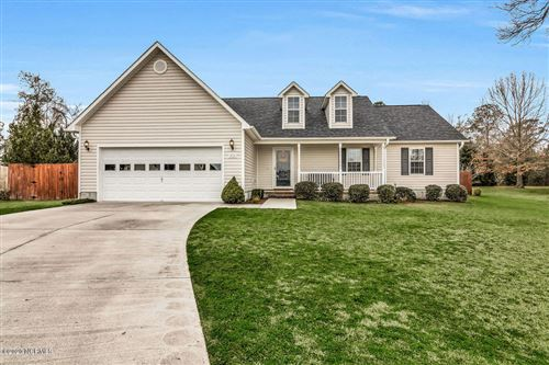 Photo of 206 Concord Lane, Richlands, NC 28574 (MLS # 100205656)
