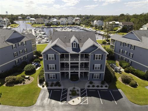 Photo of 2555 St James Drive SE #402, Southport, NC 28461 (MLS # 100237656)