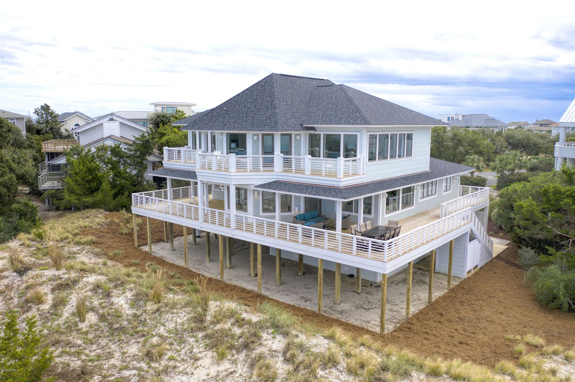 Photo of 5 Oyster Catcher Road, Wilmington, NC 28411 (MLS # 100231657)