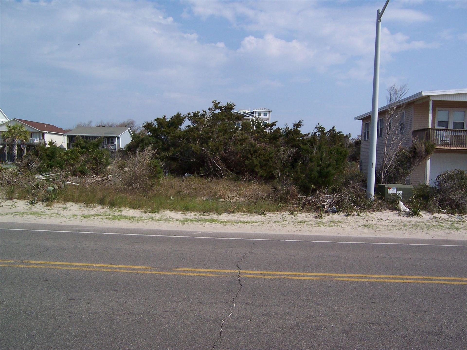 Photo for 2918 E Beach Drive, Oak Island, NC 28465 (MLS # 100263657)
