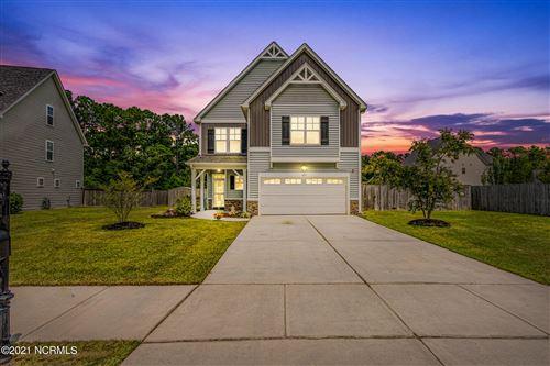 Photo of 425 Savannah Drive, Jacksonville, NC 28546 (MLS # 100283658)