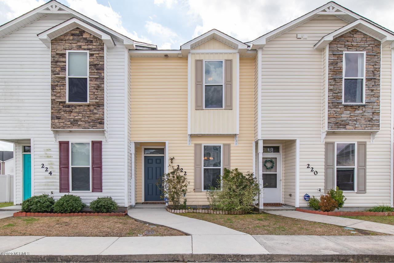Photo of 222 Glenhaven Lane, Jacksonville, NC 28546 (MLS # 100254658)