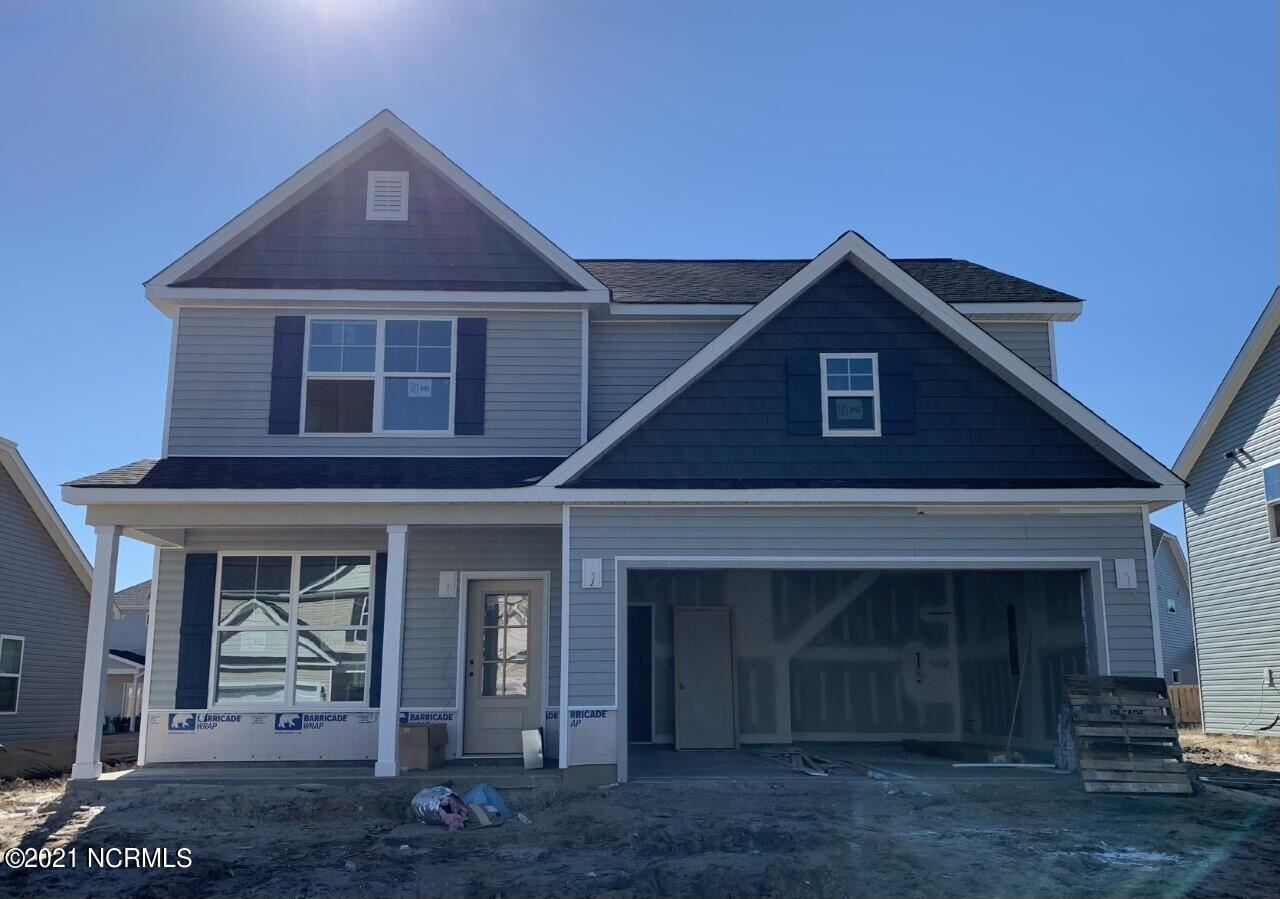 Photo for 7810 Waterwillow Drive, Leland, NC 28451 (MLS # 100266658)