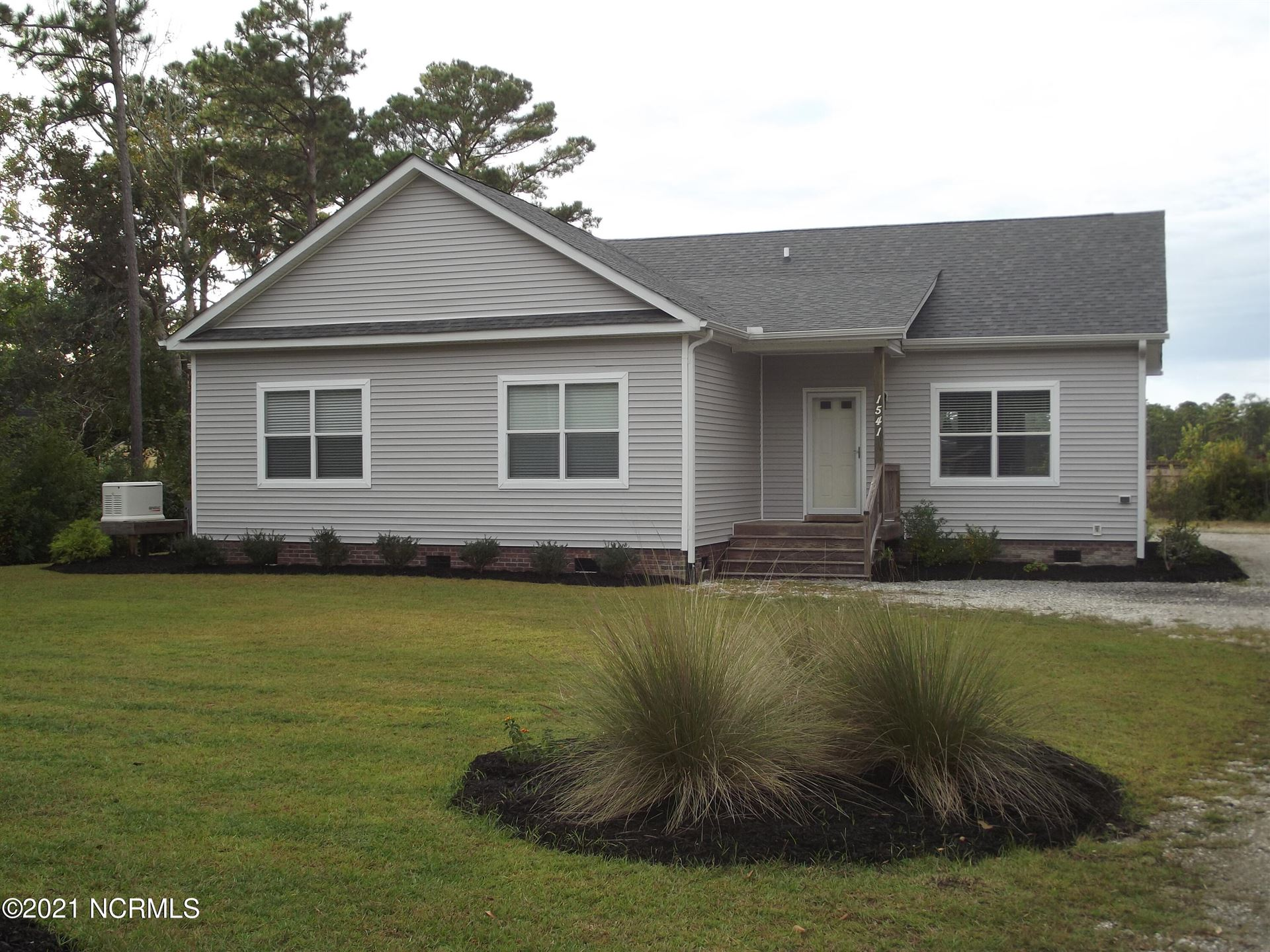 Photo of 1541 Country Club Drive, Hampstead, NC 28443 (MLS # 100291658)